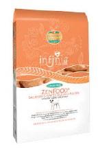Infinia ZenFood Grain Free Salmon & Sweet Potato Recipe 30 lbs.