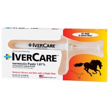 IverCare Paste Wormer