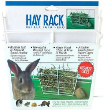 Little Giant Rabbit Hay Rack, Wire