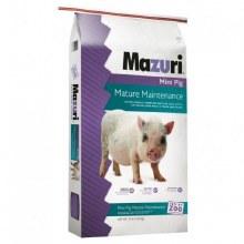 Mazuri Mini Pig Elder 25 lbs.