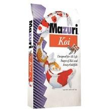 Mazuri Koi Platinum Nuggets 20 lbs.