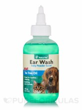 NaturVet Ear Wash 4 oz.