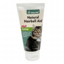 NaturVet Natural Hairball Aid Cat Gel 3 oz.