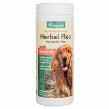 NaturVet Herbal Pet Powder 4oz