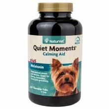 NaturVet Quiet Moments Calming Aid 60 Tabs