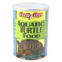 Pretty Pets Aquatic Turtle 12 oz.
