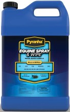 Pyranha Equine Spray & 'Wipe Gallon