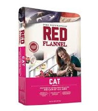 Red Flannel Cat 20 lbs.