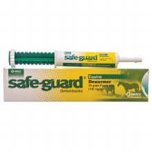 Safeguard Paste Wormer-HORSE