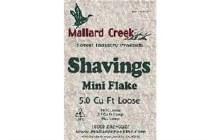 Shavings, Mallard Mini Flake Triple Screened