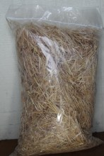 Straw Bag 3 lbs.