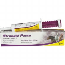Strongid Wormer, Paste