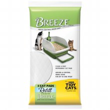 Tidy Cat Breeze Cat Pads 10 cnt.