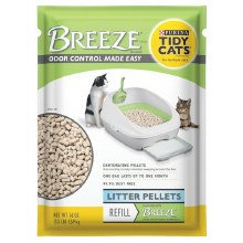 Tidy Cat Breeze Cat Litter Pellets 7 lbs.