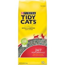 Tidy Cat Litter 10  lbs