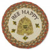Bee Happy Trivet