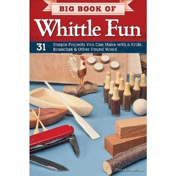 Big Book of Whittling