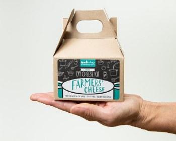 Mini Farmer's Cheese Kit