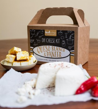 Queso Blanco Cheese Kit