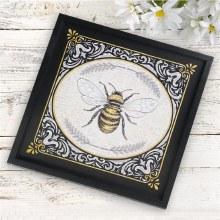 Bee Framed Sign