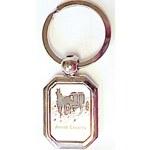 HB Metal Keychain