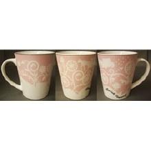 A/c Pink Etched Mug
