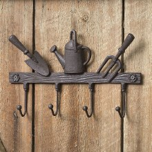 Garden Time Wall Hook