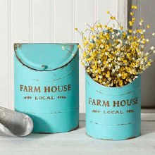 Farmhouse Kitchen Bin