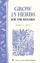 Grow 15 Herbs