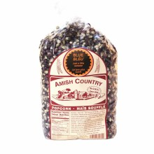 Amish Country Popcorn,blue