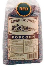 Amish Country Popcorn,red