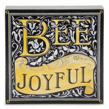 Bee Joyful sign