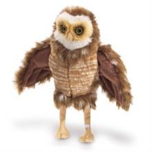 Burrowing Owl Folkmanis hand puppet