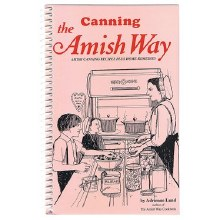 Canning The Amish Way