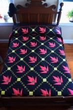 Maple Leaf Trellis 97x111