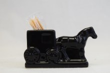 Horse and Buggy Toothpick