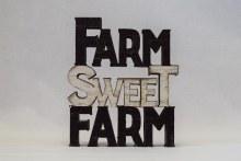 Chunky Sitter Farm Sweet Farm