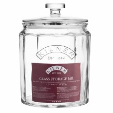 Facetted Storage Jar