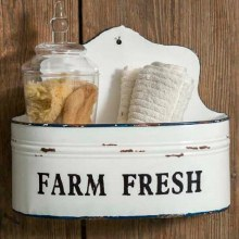 Farm Fresh Wall Caddy