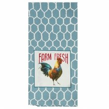 Farm Nostalgia Tea Towel