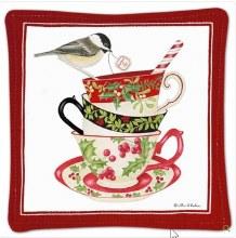 Holiday Tea Spiced Mug Mat