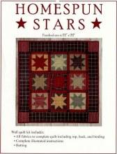 Homespun Stars
