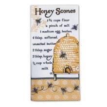 Honey Scones Towel