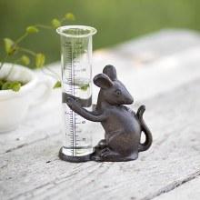 Mouse Rain Guage