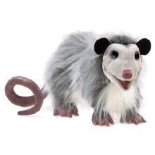 Opossum Hand Puppet
