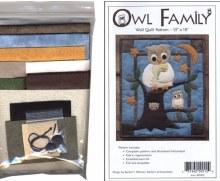 Owl Family Kit