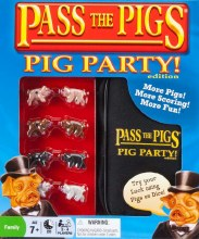 Pass The Pigs Party Ed.