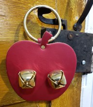 Apple Door Knob Hanger