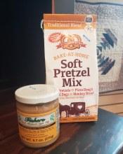 Soft Pretzel & Mustard