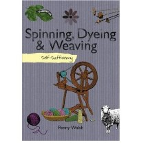 Spinning, Dying and Weaving